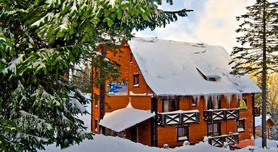 Міні-готель «Смерекова Хата»