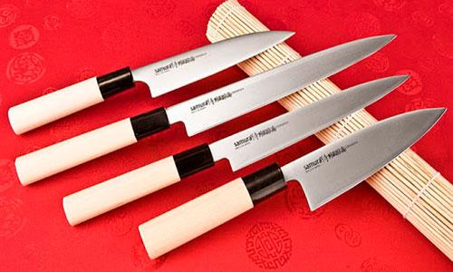 Готові набори ножів