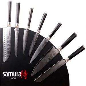 Ножі Samura та аксесуари