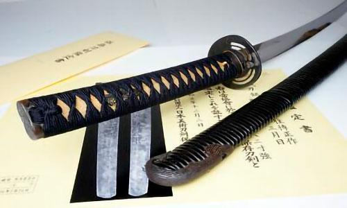 Атрибуція меча