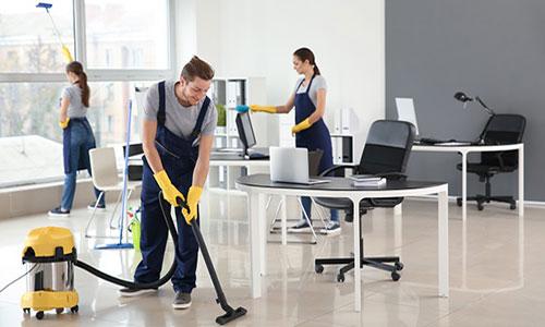 Прибирання офісів