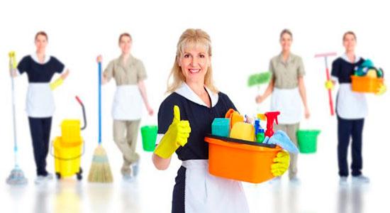 Прибирання приміщень
