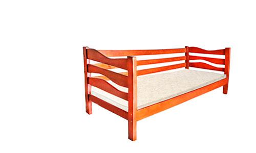 """Кровать """"Волна детская"""""""